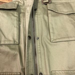 J. Crew Jackets & Coats - J. Crew Womens Commodore Coat Utility Olive